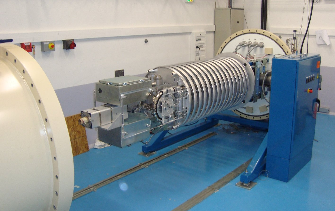 SIRIUS, le nouvel accélérateur du LSI est entré en phase de test