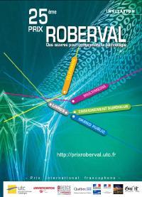 Grand Prix du Jury du 25ème Prix Roberval aux coordinateurs et rédacteurs d'une série de 4 livres sur les