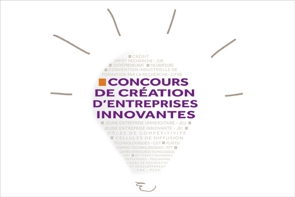 Start-up NAWATechnologies primée au concours national d'aide à la création d'entreprises du Ministère de la Recherche