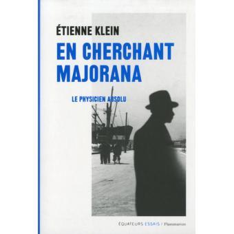 Meilleur livre scientifique de l'année du magazine LIRE : Etienne Klein