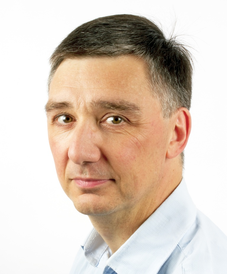 Serge Palacin, lauréat 2014 du