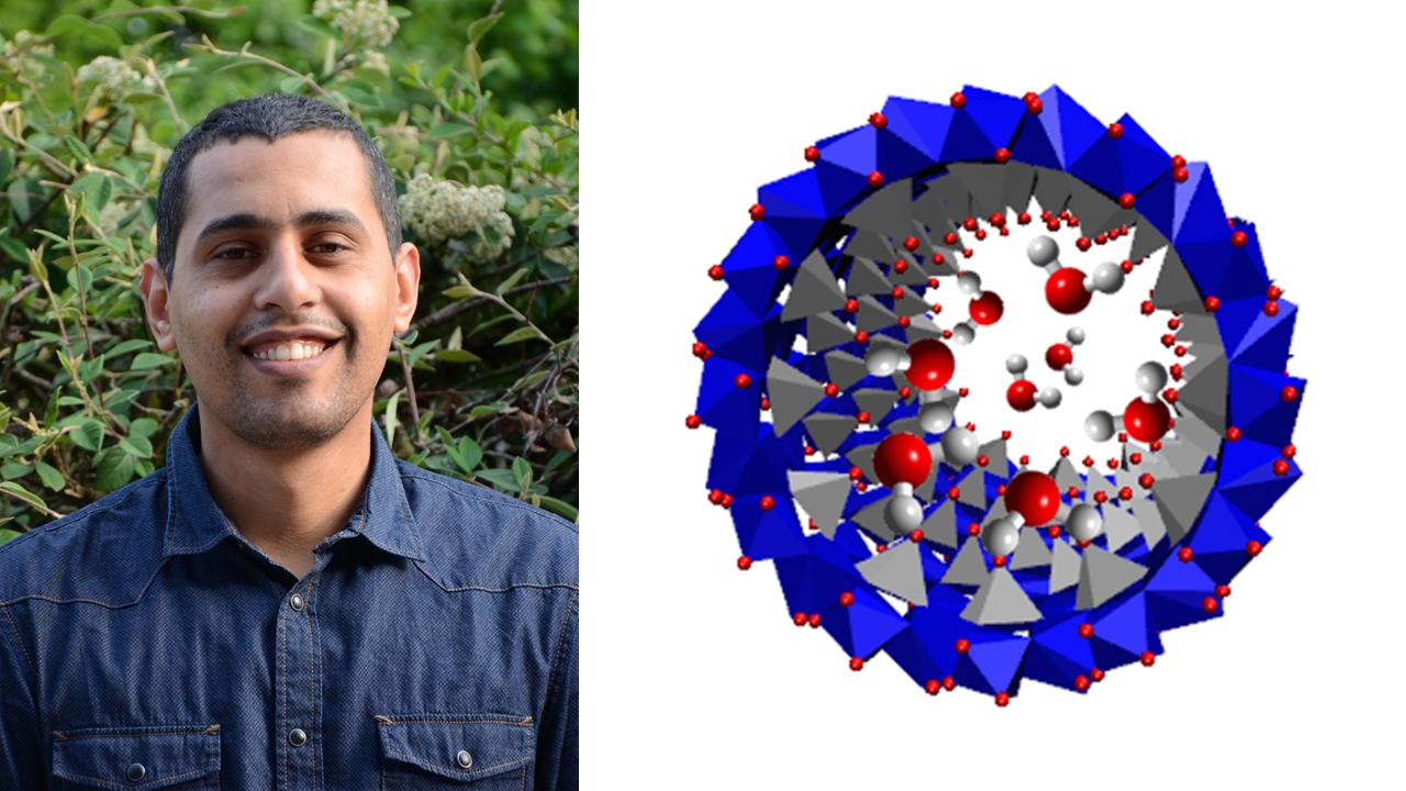 Prix de thèse 2014 de l'AFC, mention Physique, à Mohamed Salah Amara