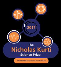 Prix Nicholas Kurti Europe 2017  décerné  à Francois Parmentier de l'IRAMIS/SPEC