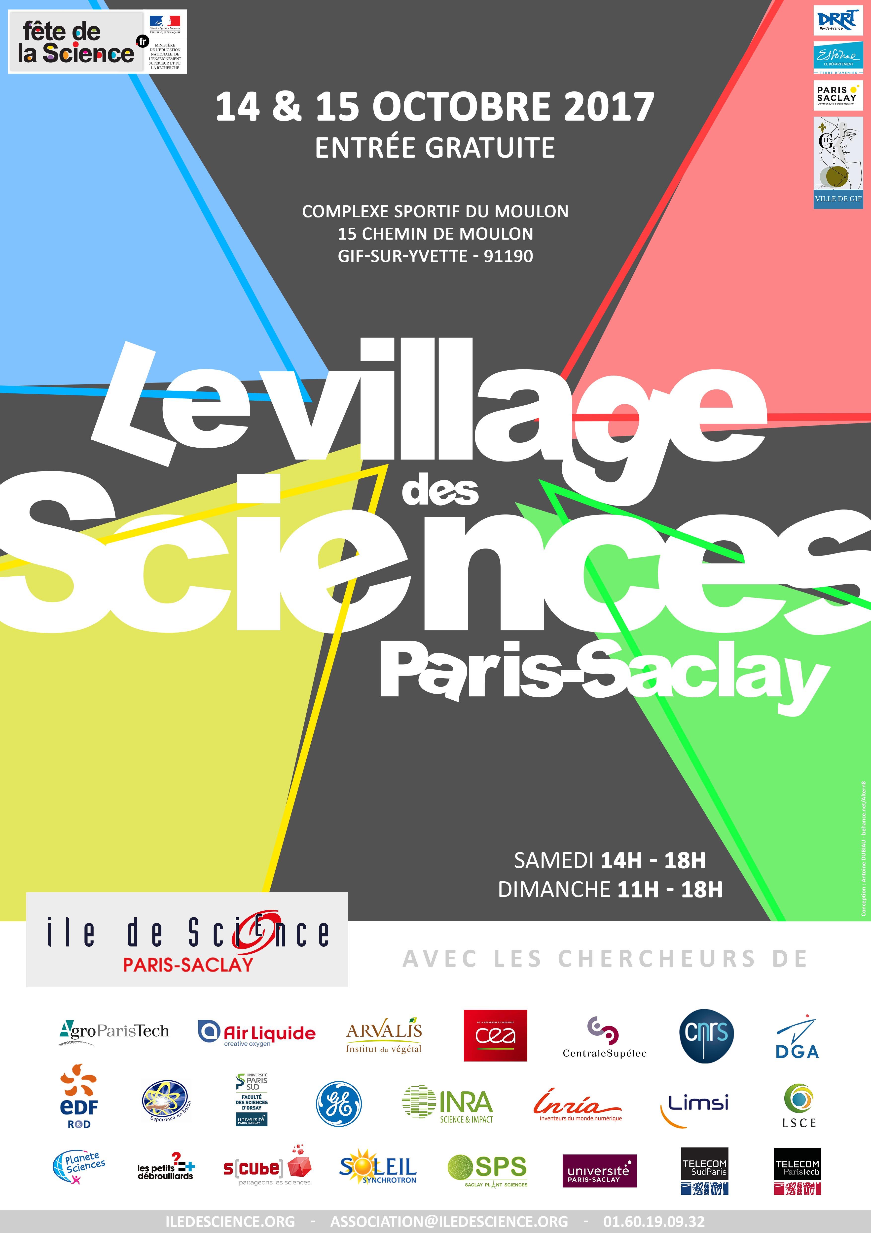 Fête de la science au Moulon