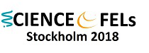 Reminder: Science@FELs 2018 & Forum for Advanced FEL Techniques, June 2018, Stockholm