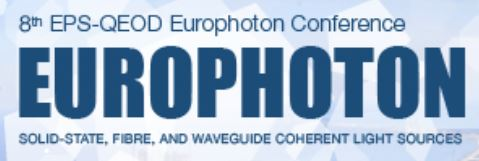 8th EPS-QEOD Europhoton Conference :