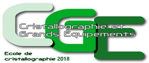 Ecole Cristallographie et grands équipements; Soleil; 15-19 octobre 2018