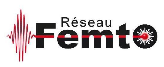 [RESEAU FEMTO]  journée thématique « Techniques de caractérisation des impulsions brèves » du 21 novembre 2018