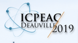 ICPEAC 2019 important notice: Abstract submission opened until 1 Mars 2019