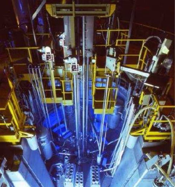 Final shutdown of the Orphée reactor in Saclay on tuesday October 29th