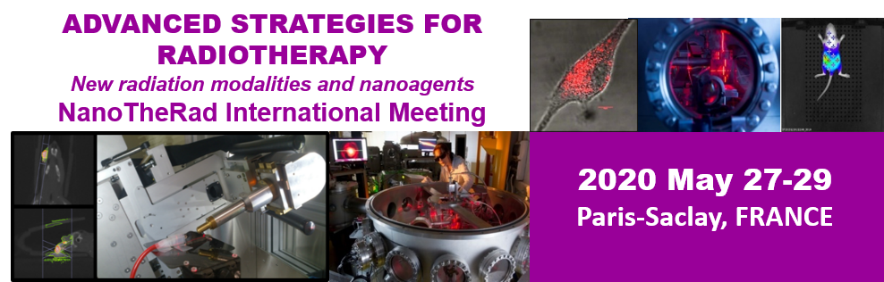 NanoTheRad - Advances Strategies for Radiotherapy - 27-29 Mai 2020...