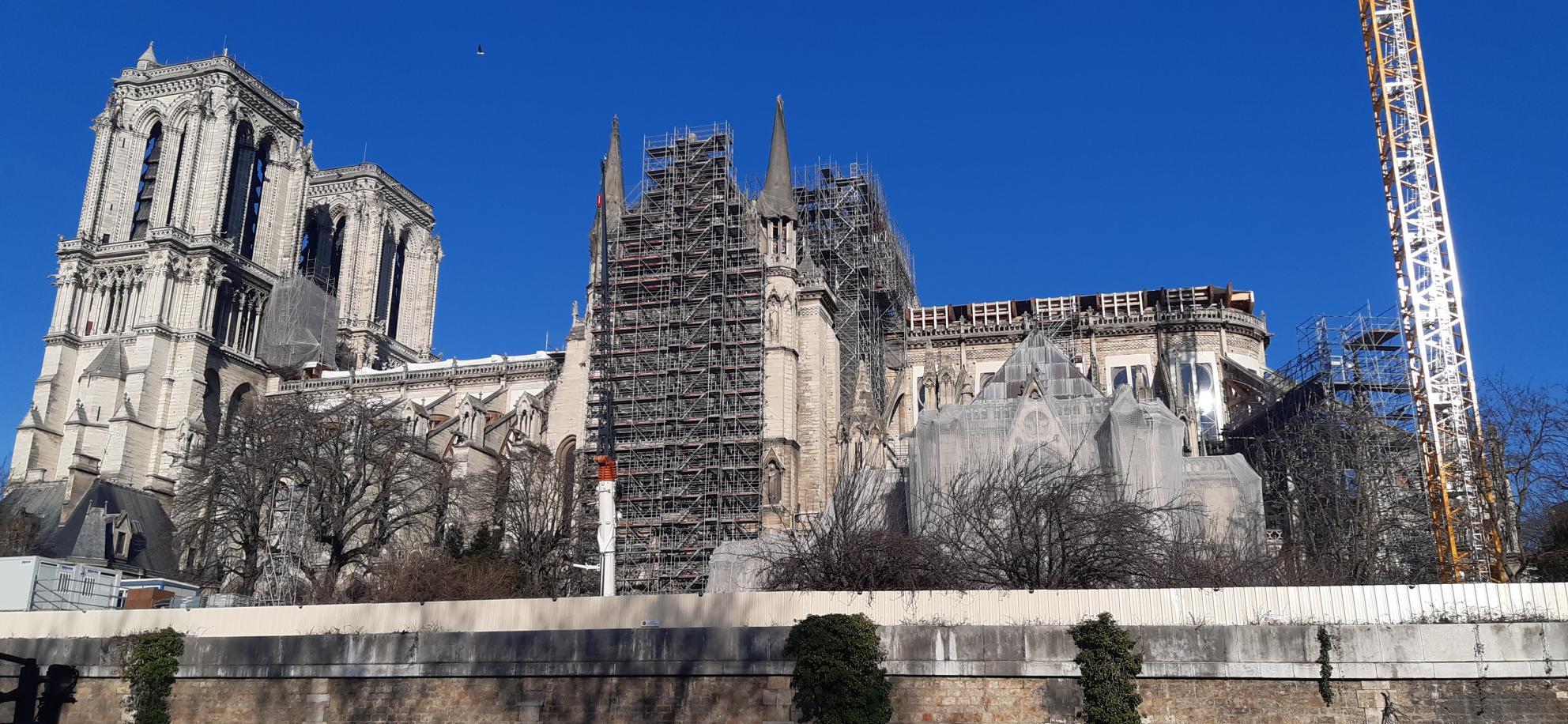 Un an après : où en est le chantier scientifique de Notre-Dame ?