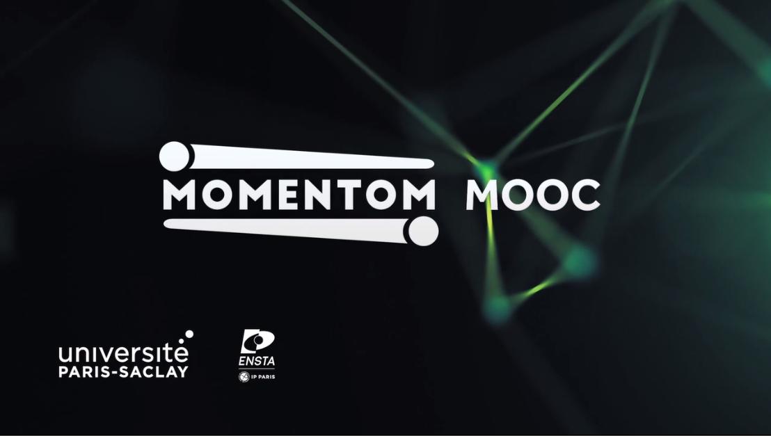 Sur votre agenda : MOOC MOMENTOM :