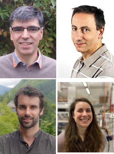 Prix de l'Académie des sciences 2020 décernés à quatre chercheurs de l'IRAMIS