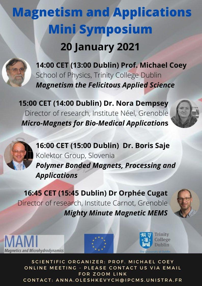 Visio conference : Symposium