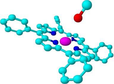 Relaxation femtoseconde des métalloporphyrines