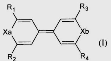 Brevet : Dérives de type dipyrannylidene comme couche interfaciale anodique dans des dispositifs électroniques