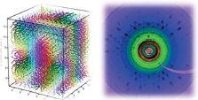 Materials and nanosciences, fundamental studies and applications
