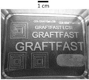 Brevet : Procédé de préparation d\'un film organique a la surface d\'un support solide par transfert ou par projection