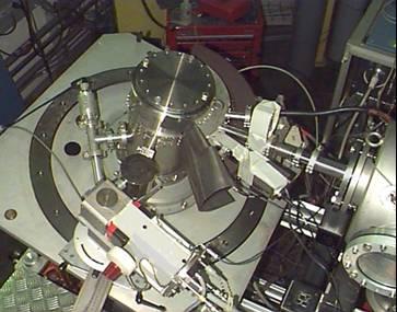 Interaction ion - matériaux