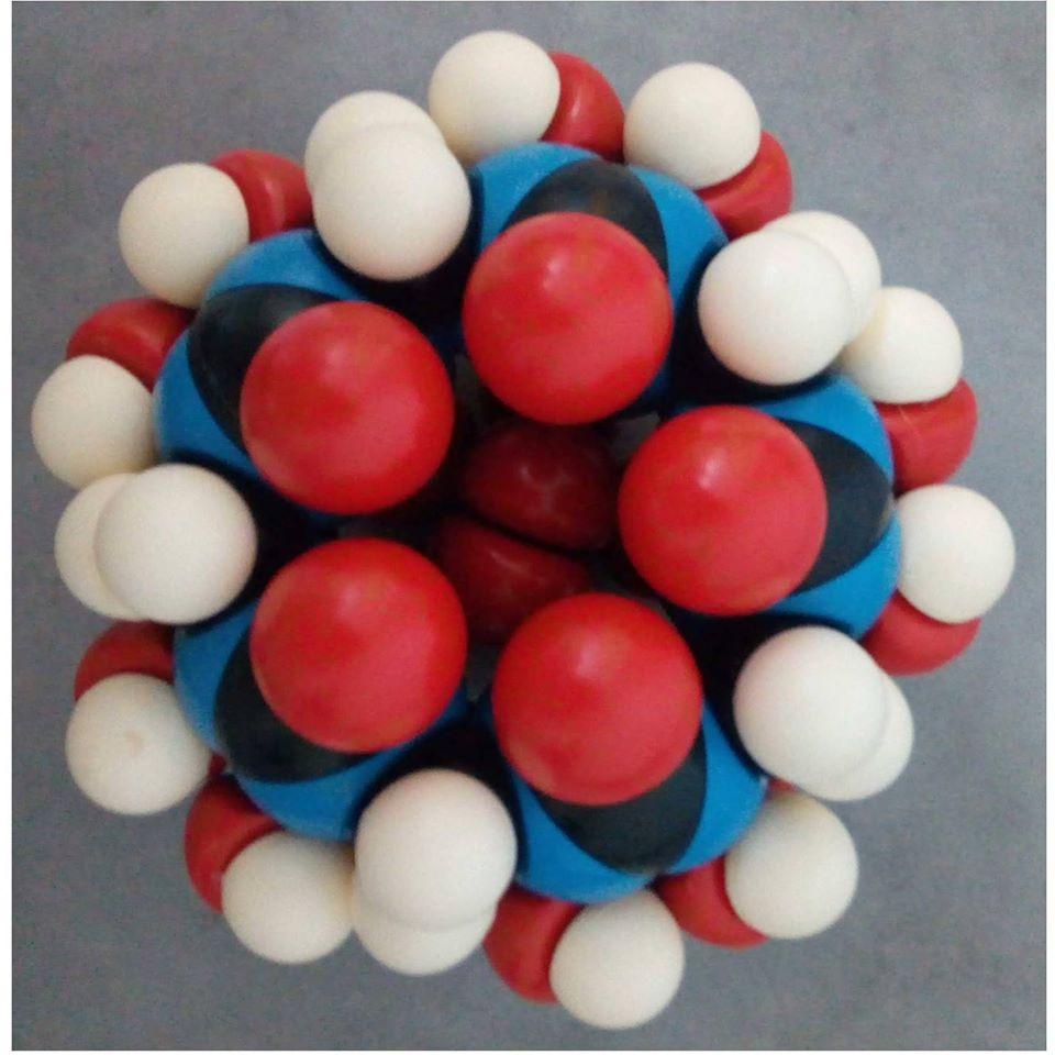 Une molécule-cage transporteuse d'oxygène