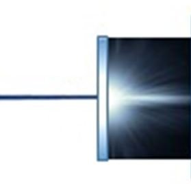 Des états excités de l'ADN produits par les rayonnements ionisants.