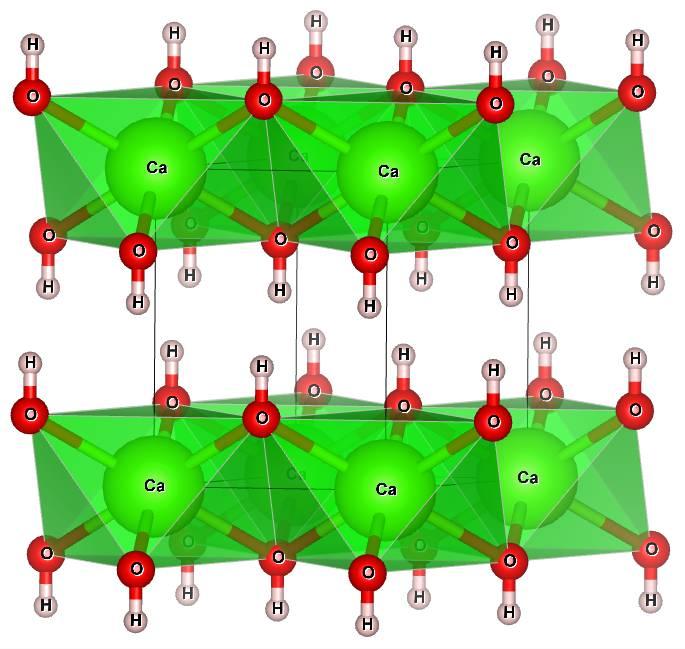 Apport de la nouvelle plateforme de diffraction des rayons X à la cristallochimie des oxydes complexes des matrices cimentaires