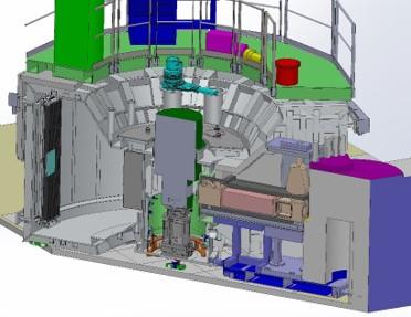 SHARP, spectromètre de diffusion neutrons à temps de vol :  nouvel instrument