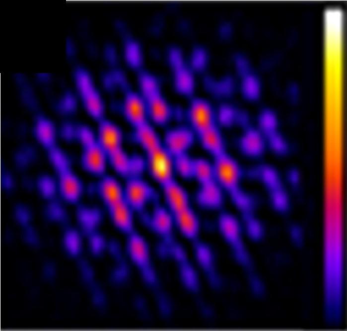 Mesure de la cohérence spatiale transverse d'une impulsion laser unique