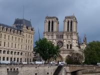 Chantier CNRS Notre-Dame