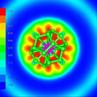 Nouveau principe à 32 électrons : le cas de la famille de composés organométalliques An@C28 (An = Th, Pa, U, Pu)