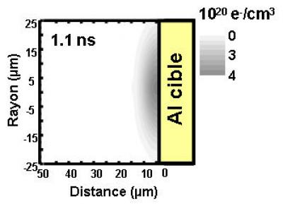 Interféromètre imageur dans l'XUV