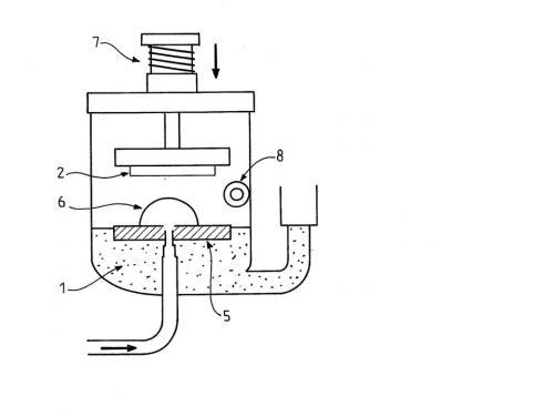 Brevet : Procédé de dépôt d'un film mince nanométrique sur un substrat