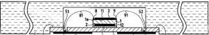 Brevet : Dispositif électrique blindé et son procédé de fabrication