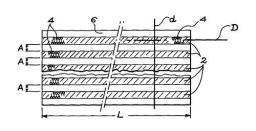 Brevet : Fils atomiques de grande longueur et de gande stabilite, procédé de fabrication de ces fils, application en nano-électronique