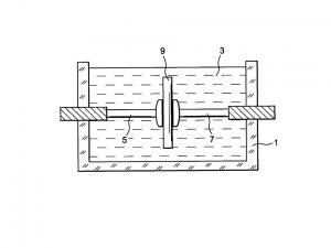 Brevet : Procédé d'élaboration de membranes conductrices de protons de pile a combustible par radiogreffage