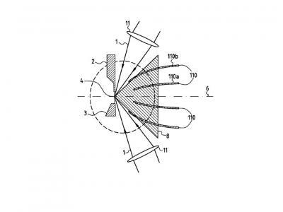 Brevet : Dispositif de génération de lumière dans l\'extrême ultraviolet et application à une source de lithographie par rayonnement dans l\'extrême ultraviolet