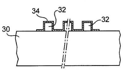 Brevet : Nanostructures à résistance différentielle négative et leur procédé de fabrication
