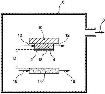 Brevet :  Couche de silicium très sensible a l'oxygène et procédé d'obtention de cette couche