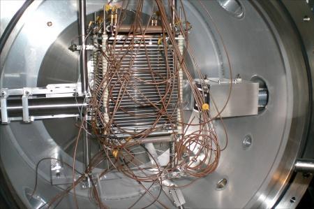 Mobilité électronique dans des agrégats de gaz rare sélectionnés en taille