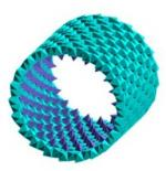 Des nanotubes sans carbone, mais pleins de surprises !