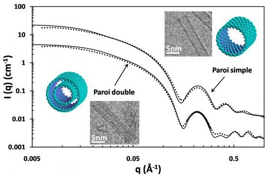 Nanotubes without carbon, but full of novelties!