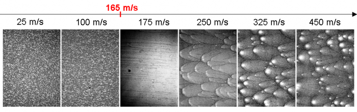 Breaking news! In disordered materials, the failure mode depends on crack velocity