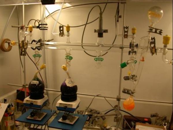 Chimie de coordination des éléments f (uranium, thorium et lanthanides)