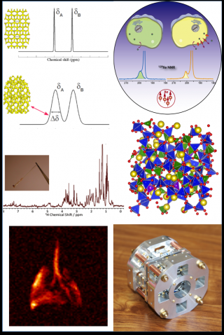 Laboratory 'Structure and Dynamics by Magnetic Resonance'