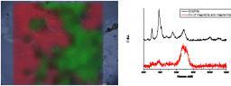 Raman microspectroscopy at NIMBE/LAPA