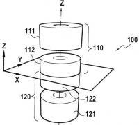 Brevet : Dispositif d\'aimant permanent cylindrique à champ magnétique induit d\'orientation prédéterminée et procédé de fabrication