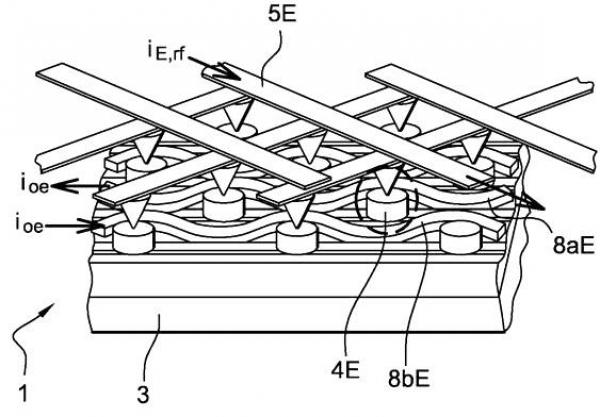Brevet : Dispositif de stockage à tourbillon magnétique