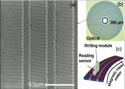 Ordered nanostructures of copolymers on surfaces