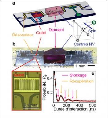 Systèmes hybrides quantiques